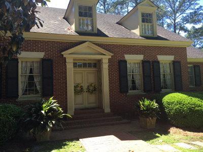 Valdosta Single Family Home For Sale: 821 Millpond