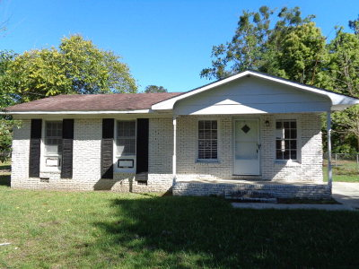 Valdosta GA Single Family Home For Sale: $33,900