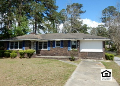 Valdosta GA Single Family Home For Sale: $52,800