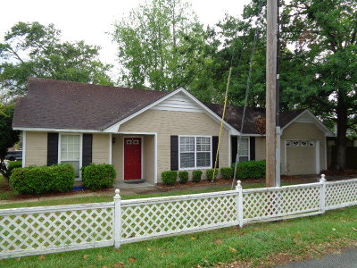 Valdosta GA Single Family Home For Sale: $96,500