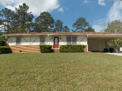 Single Family Home For Sale: 2808 Caldwell Drive