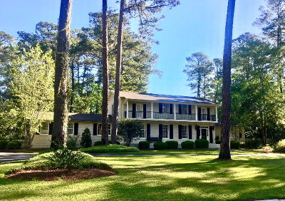 Valdosta Single Family Home For Sale: 812 Millpond