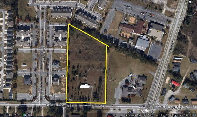 Commercial Lots & Land For Sale: 6002 N Oak Street