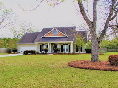 Berrien County, Brooks County, Cook County, Lanier County, Lowndes County Single Family Home For Sale: 3825 Orchard Way