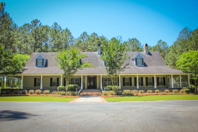 Valdosta Single Family Home For Sale: 2469 Moore Crossing Road