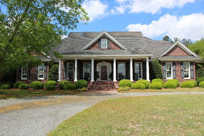 Valdosta Single Family Home For Sale: 3691 Skipper Bridge Road