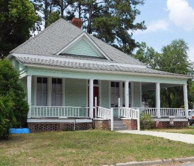 Single Family Home For Sale: 118 E North Street