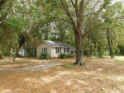 Valdosta Single Family Home For Sale: 603 E Moore Street