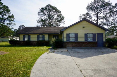 Single Family Home For Sale: 2909 Tyndall Dr.