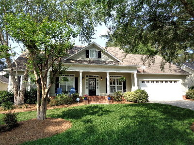 Lowndes County Single Family Home For Sale: 4490 Plantation Crest Road