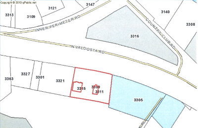 Commercial Lots & Land For Sale: 3309 V North Valdosta Road