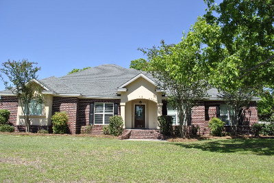 Single Family Home For Sale: 3883 Orchard Way