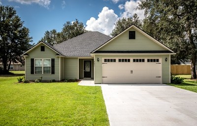 Single Family Home For Sale: 4431 Quarterman Estates Dr.