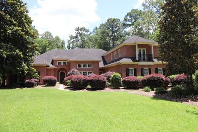 Valdosta Single Family Home For Sale: 1064 Ridge Rd