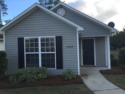 Lowndes County Single Family Home For Sale: 4145 Sedgwyck Lane