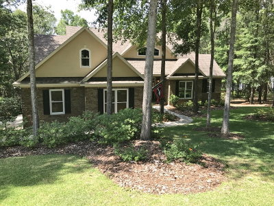 Lake Park Single Family Home For Sale: 5360 Cypress Drive