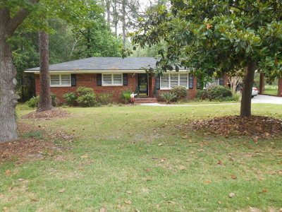 Single Family Home For Sale: 2422 Meadowbrook Drive
