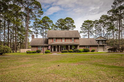 Valdosta Single Family Home For Sale: 3226 Stallings Road