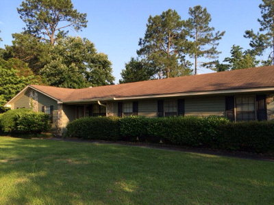 Berrien County, Brooks County, Cook County, Lanier County, Lowndes County Single Family Home For Sale: 3900 Greenridge
