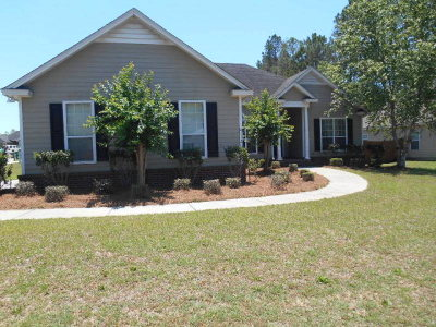 Valdosta Single Family Home For Sale: 4112 Whithorn Way