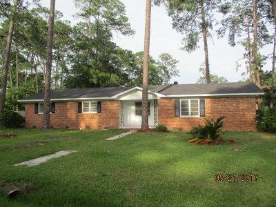 Valdosta Single Family Home For Sale: 2201 Deborah Drive