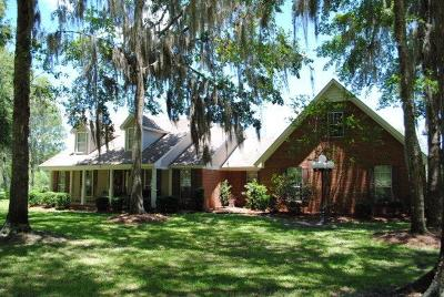 Single Family Home For Sale: 4655 Humphreys Road