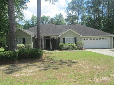 Valdosta Single Family Home For Sale: 4612 Oxbottom