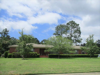 Valdosta Single Family Home For Sale: 1200 Kimberly Drive