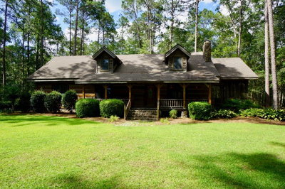 Valdosta Single Family Home For Sale: 4674 Knights Academy Rd.