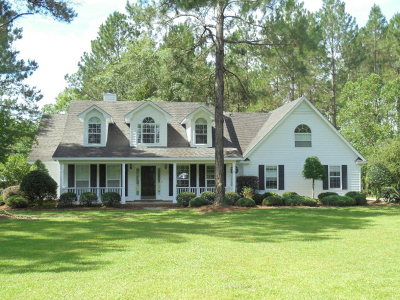Hahira Single Family Home For Sale: 6761 Miller Bridge Rd