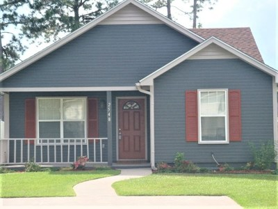 Single Family Home For Sale: 2548 Forrestwood Drive