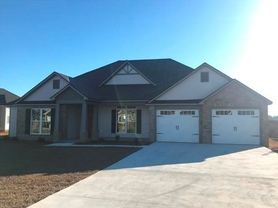 Berrien County, Brooks County, Cook County, Lowndes County Single Family Home For Sale: 3912 Valiant Court