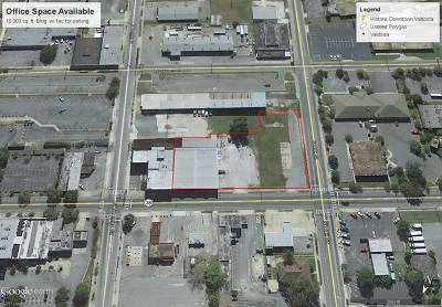 Lowndes County Commercial For Sale: 205-215 W. Hill Ave.