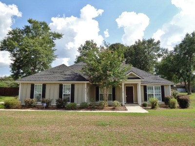Valdosta GA Single Family Home For Sale: $172,500