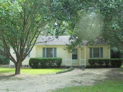 Single Family Home For Sale: 1622 Beauford Place