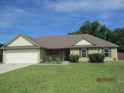 Valdosta Single Family Home For Sale: 5646 Pasadena Way