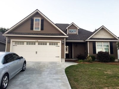 Hahira Single Family Home For Sale: 4156 Cider Trail