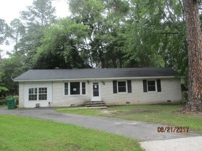 Lowndes County Single Family Home For Sale: 5 Garey Circle