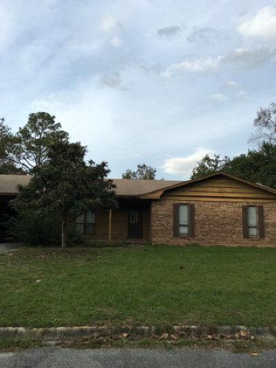 Valdosta Single Family Home For Sale: 2614 Quincy Circle