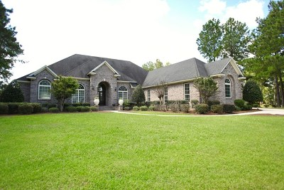 Valdosta Single Family Home For Sale: 4824 Summit Ridge Road