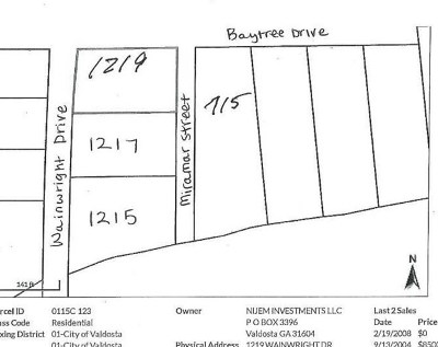 Commercial Lots & Land For Sale: 715 Baytree Dr & Wainwright Dr