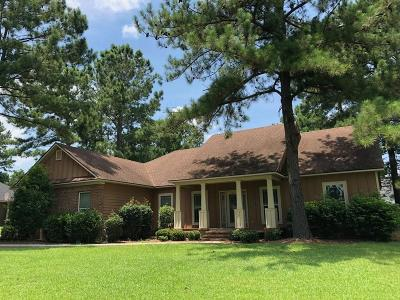Hahira Single Family Home For Sale: 611 Horseshoe Bend