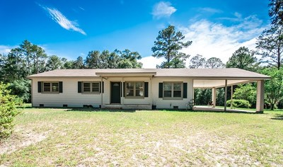 Single Family Home For Sale: 6023 Bird Hall Road