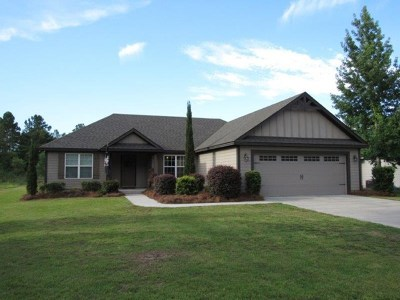 Hahira Single Family Home For Sale: 936 Sugarberry Drive