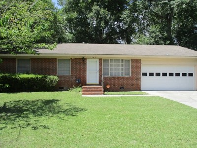 Valdosta Single Family Home For Sale: 1502 Fresno