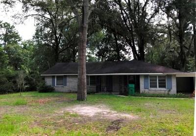 Valdosta Single Family Home For Sale: 2002 McRee Drive