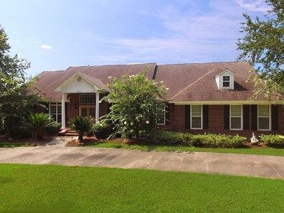 Valdosta Single Family Home For Sale: 889 S. Lakeshore