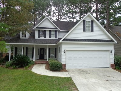 Valdosta Single Family Home For Sale: 4462 Plantation Crest Road