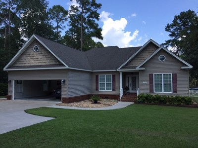 Single Family Home For Sale: 400 Plantation Drive