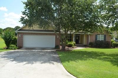 Valdosta Single Family Home For Sale: 4000 Grey Oak Dr